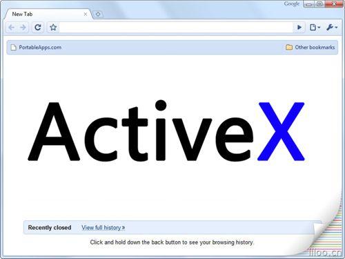 ¿Qué es Active X? Programa de Microsoft