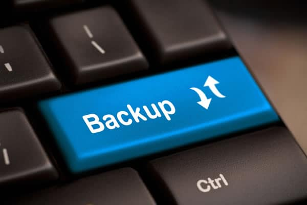 Importancia de los backups