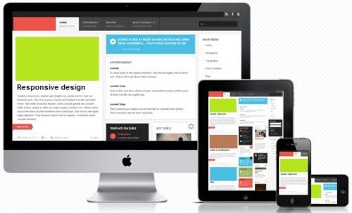 Mantenimiento informático Madrid – 3 claves para entender el Diseño Web Responsive