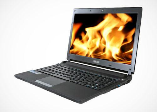 PC con sobrecalentamiento: Tarea del Mantenimiento informático en Fuenlabrada