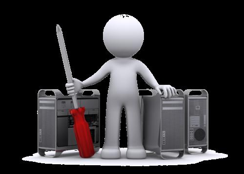 Paro de servidor: ¿Cuánto tiempo se necesita de mantenimiento?