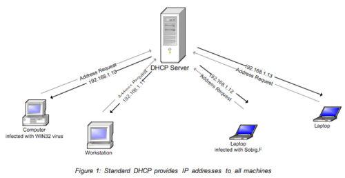 Mantenimiento informático Madrid – Asignaciones del DHCP: ¿Cuáles son?
