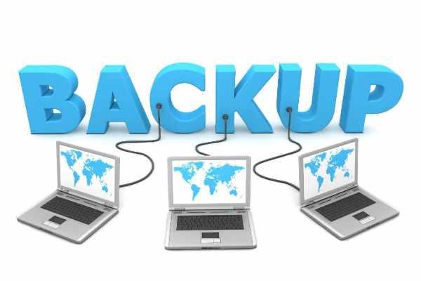 Mantenimiento informático Madrid - Características de un backup profesional