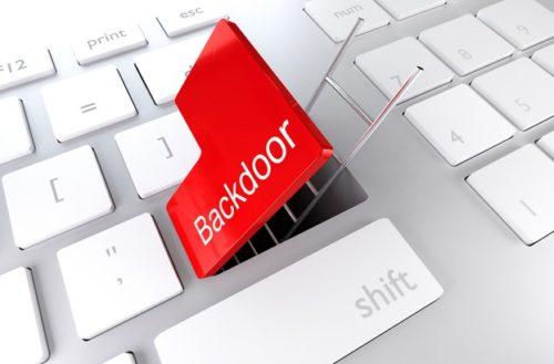 Mantenimiento informático Madrid – Backdoors: ¿Cómo trabajan?