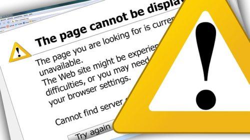 Mantenimiento informático Madrid – Caida de servidores: ¿Qué pasa cuando esto pasa?