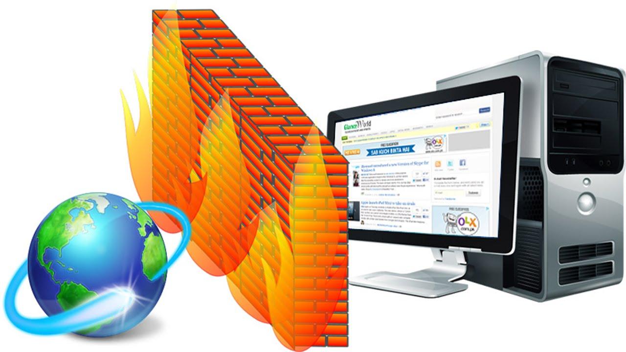 Mantenimiento informático Madrid – Firewall en tu PC: Razones para instalarlo