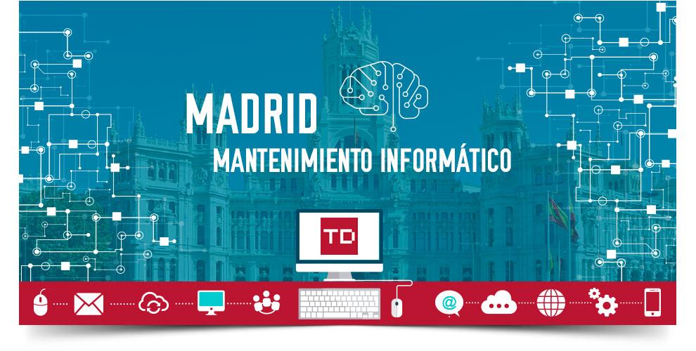 Mantenimiento inform tico madrid villaverde mejoramos su - Mantenimiento informatico madrid ...