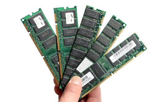 Cambiar la memoria RAM: ¿cuándo hacerlo?