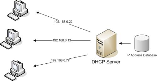 Mantenimiento informático Madrid – ¿Qué es el servidor DHCP?