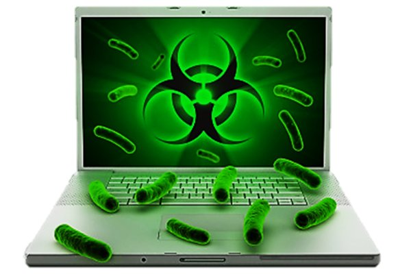 Mantenimiento informático correctivo en caso de virus